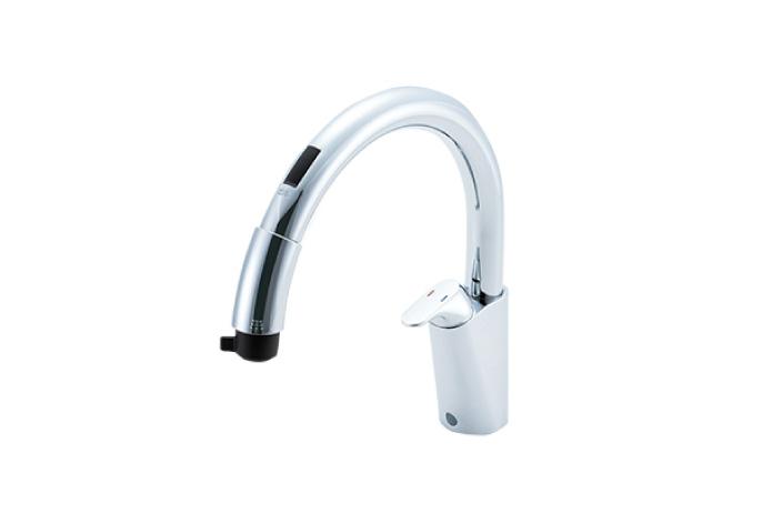 キッチンタッチレス水栓
