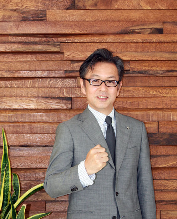 長岡 康裕Nagaoka Yasuhiro