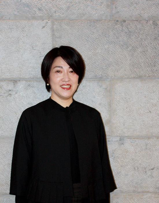 中島 幸子Nakajima Sachiko