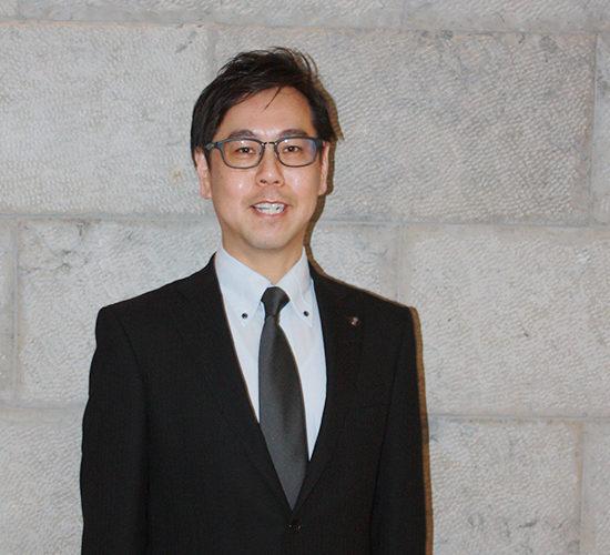 上野 敏史Ueno Satoshi