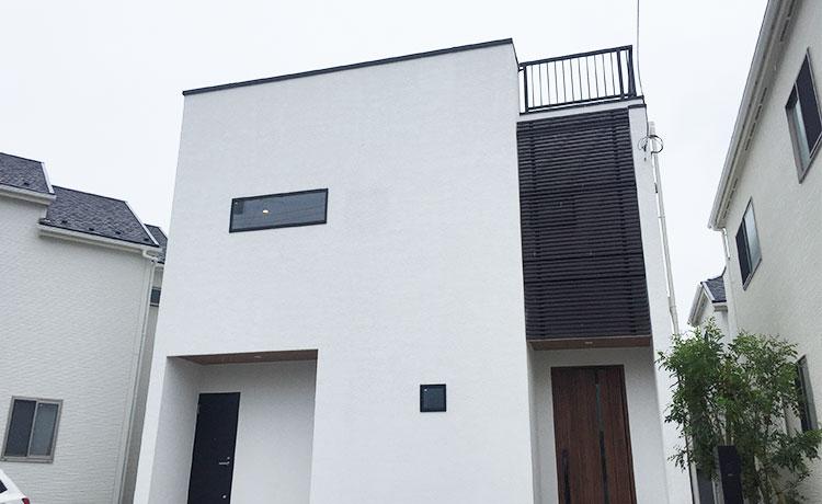 天然素材の家
