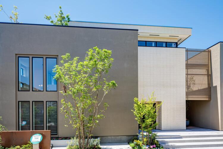 【限定1日2組】旭化成建材製のALC(ヘーベルパワーボード)を外壁に使用した「木造ALC住宅」見学会